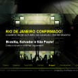 Lembram de nosso post apocalíptico sobre o aparente cancelamento do show do VGL em São Paulo? Pois é, nosso visitante Adinan acabou de avisar que os sites foram atualizados, e […]