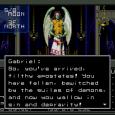 Te prepara, Gabriel! Arrisco dizer que o anjo Gabriel é o maior bad-ass do jogo. O cara é muito resistente, não é afetado por ataques com espadas, só por armas […]