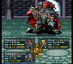Lufia II - Rise of the Sinistrals 0041
