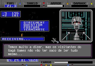 A fama de preguiçoso e iletrado dos brasileiro já cruzou a galáxia.