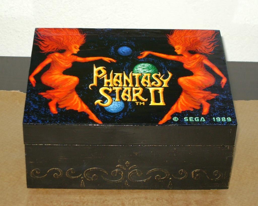 A caixa de Pandora! Essa só quem zerou PS2 vai entender...