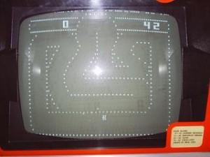 Imagem de Gran Trak 10, o primeiro game de corrida.
