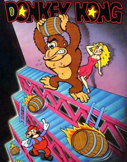 Donkey Kong vai parar nos tribunais...