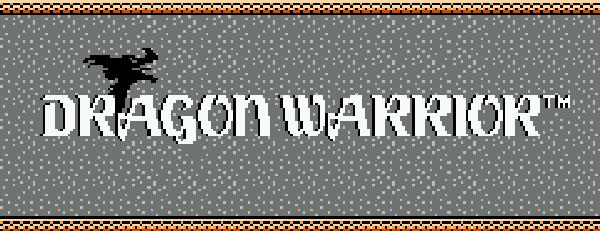 """Você já deve estar careca de saber disso, mas no ocidente o jogo se chama """"Dragon Warrior""""."""