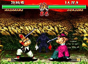 samuraishodown2-haomaru_genjuro