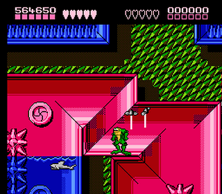 Battletoads do NES