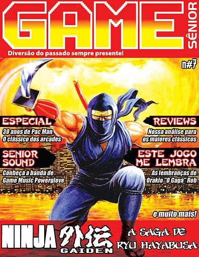 Uma das capas da sétima edição.