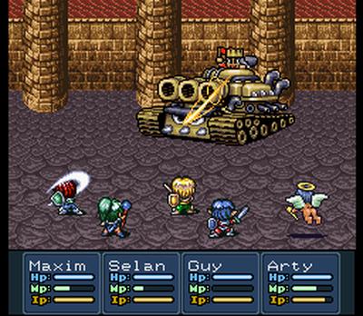 o tanque não deu muito trabalho pro meu grupo