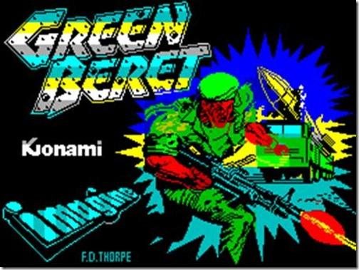 Green Beret [Zx-Spectrum]