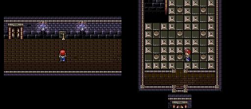 """flechada no """"zóio"""" e o maldito puzzle dos botões, de longe o mais complicado da dungeon!"""