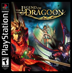 download Legend Of Dragoon PS1