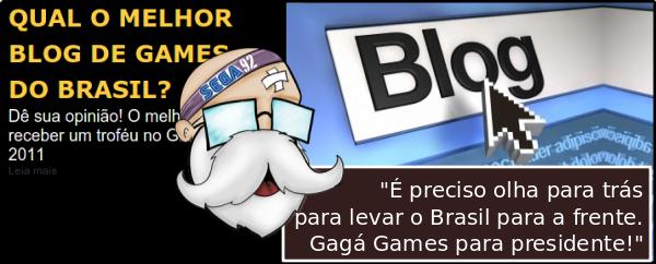 Velharada, eu acabei de receber um email da equipe da EGW, uma das maiores revistas de games do país, avisando que o Gagá Games está concorrendo ao prêmio de melhor […]