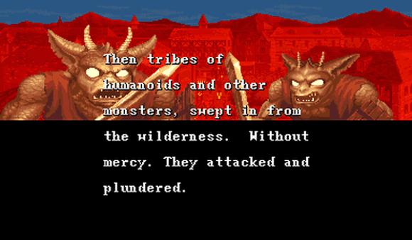 O povo de Darokin está em perigo!