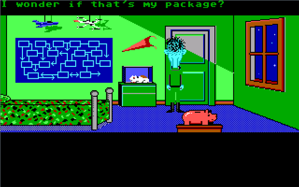 Olá galera. Aqui é o Piga trazendo mais um capítulo do nosso diário de bordo Maniac Mansion. Tínhamos parado no sótão-quarto do tentáculo verde, onde achamos a yellow key. Resolvi […]