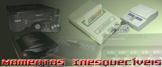 Depois do Nintendinho, parti para o 16 bits da SEGA e as emoções foram ainda maiores. Capítulo 4: Mega Drive Vi Altered Beast pela primeira vez no Arcade, e fiquei […]