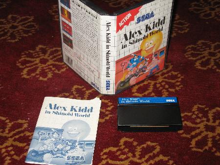 Alex Kidd in Shinobi World [1990] – Master System Shinobi World pode ser visto como mais uma tentativa da Sega de colocar seu principal mascote em evidência, nem que pra […]