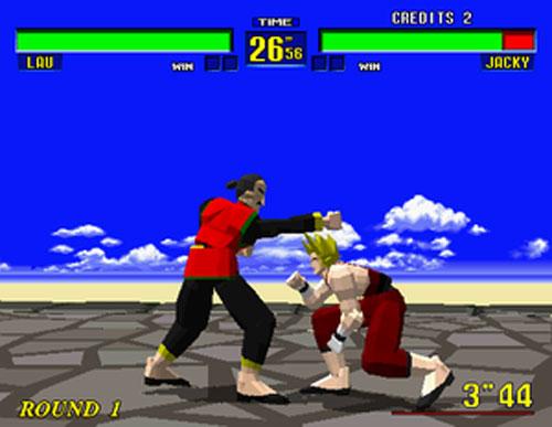 Como vocês já devem estar carecas de saber, eu ganhei um Sega Saturn de um amigo outro dia, e prometi fazer muitos posts sobre o console aqui no Gagá Games. […]