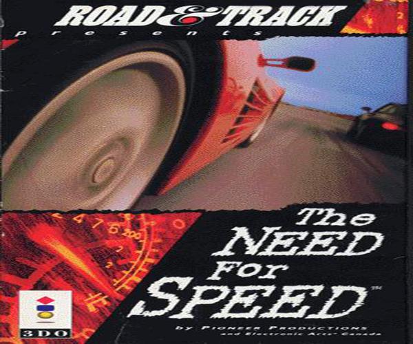 Olá, meus amigos. Hoje vou apresentar uns dos títulos mais legais do 3DO. Trata-se de nada mais, nada menos que <em>The Need For Speed, </em>jogo que foi um divisor de águas. Desde seu lançamento até os dias de hoje. esta franquia ditou as tendências do gênero de jogos de corrida.