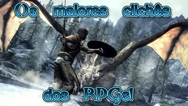 Os clichês que os fãs de RPG adoram (ou não)!