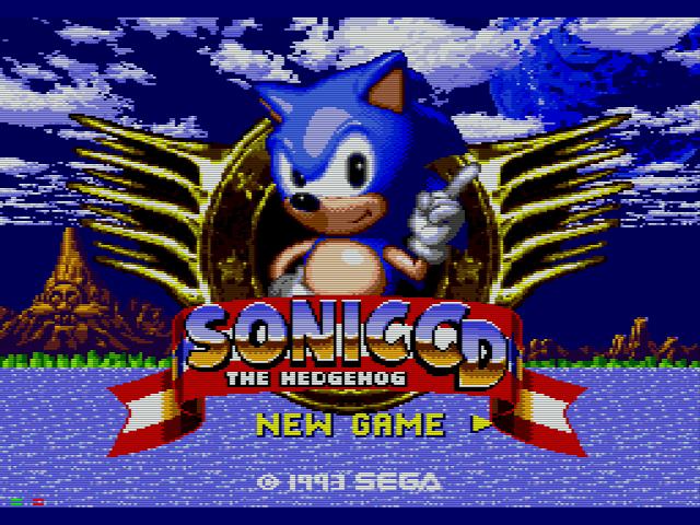 Sonic CD sempre foi um grande mistério para mim. Aliás, não só para mim como para boa parte dos donos de Mega Drive, que não tinham grana para comprar o carésimo Sega CD naqueles primeiros anos da década de 90.