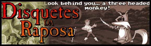 Hoje falaremos sobre dois títulos: The Secret Monkey Island e MI II: LeChuck's Revenge, que são os dois primeiros títulos da tão famosa série que ainda há pouco reapareceu nos PCs e consoles, em sua quinta encarnação.
