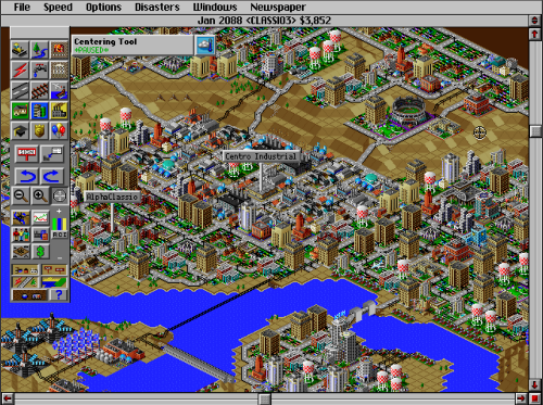 Antes de escrever sobre este jogo fiz uma breve pesquisa pois, bem sabia, não deveriam ser poucos os blogs que abordavam SimCity 2000.