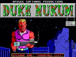 Falar sobre Duke Nukem antes do famoso Duke Nukem 3D é como falar em história da humanidade antes da invenção da escrita – ninguém liga muito e são poucos que sabem alguma coisa a respeito.