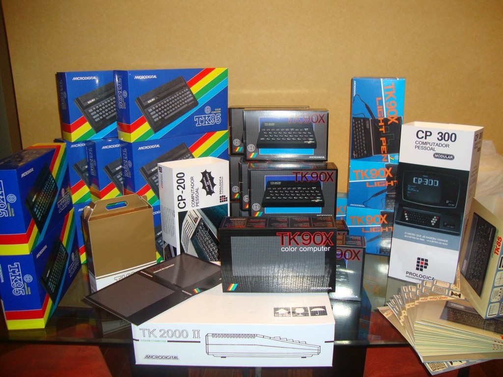 Caixas novas para seus consoles velhos!
