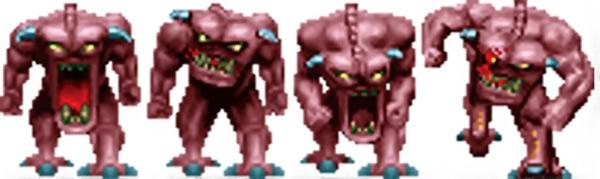 Quando Doom solta os cachorros em cima de você a coisa fica feia pra caramba!