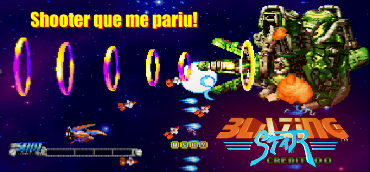 Shooter que me pariu: Blazing Star (Neo Geo/PC)