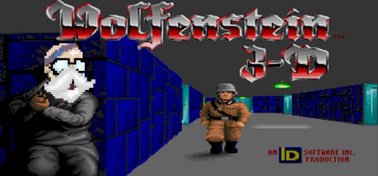 Wolfenstein 3D e Gagá Games: não somos velhos, somos clássicos!