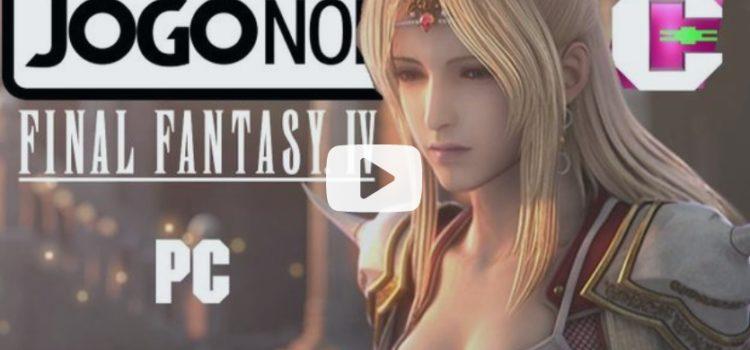 Jogo Normal Final Fantasy IV: A evolução do diário de bordo!