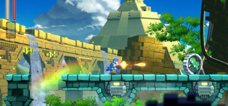 RETRÔ-VISOR | Mega Man de volta ao trabalho e +velharias